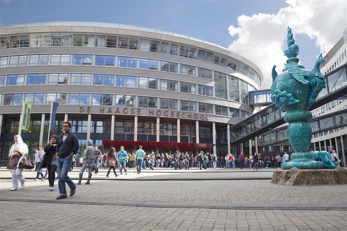 Haagse hogeschool extra strong
