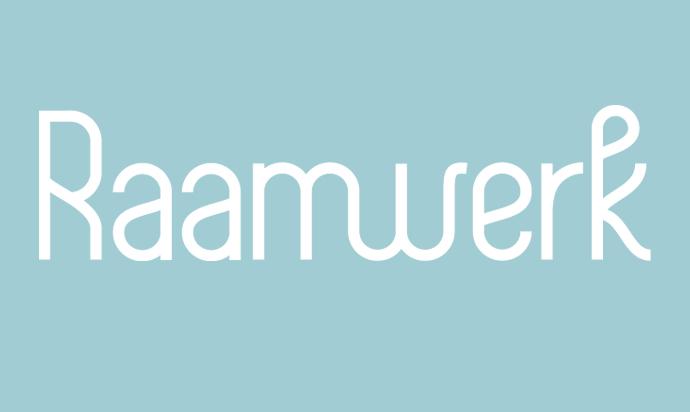 het raamwerk logo