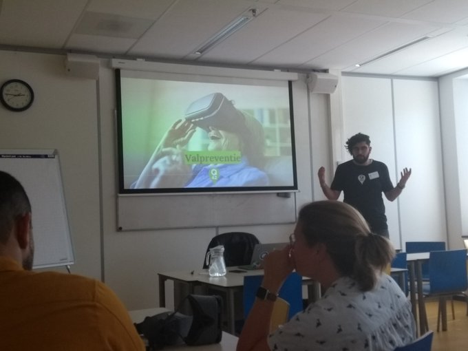spoor 22, symposium, rocmondriaan, virtual reality